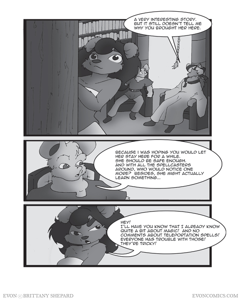 Volume One, Chapter 4, Page 141