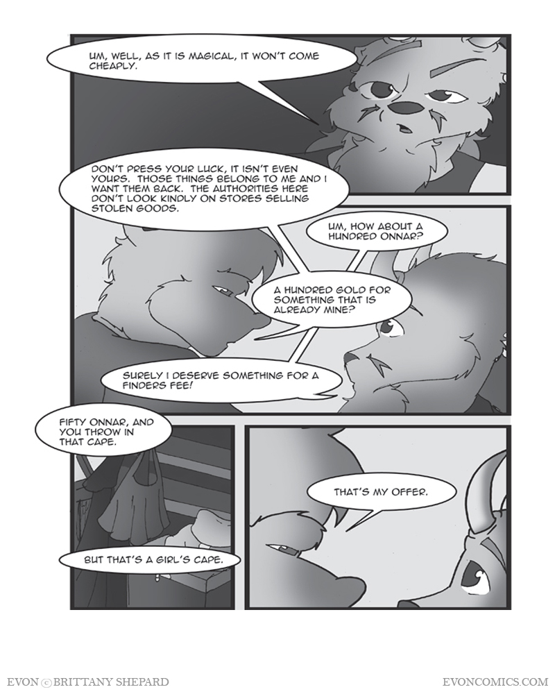 Volume One, Chapter 4, Page 156