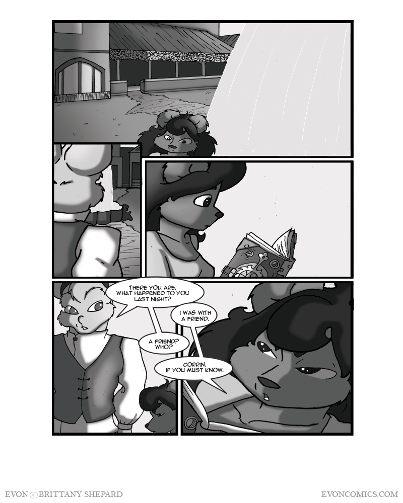 Volume One, Chapter 5, Page 197