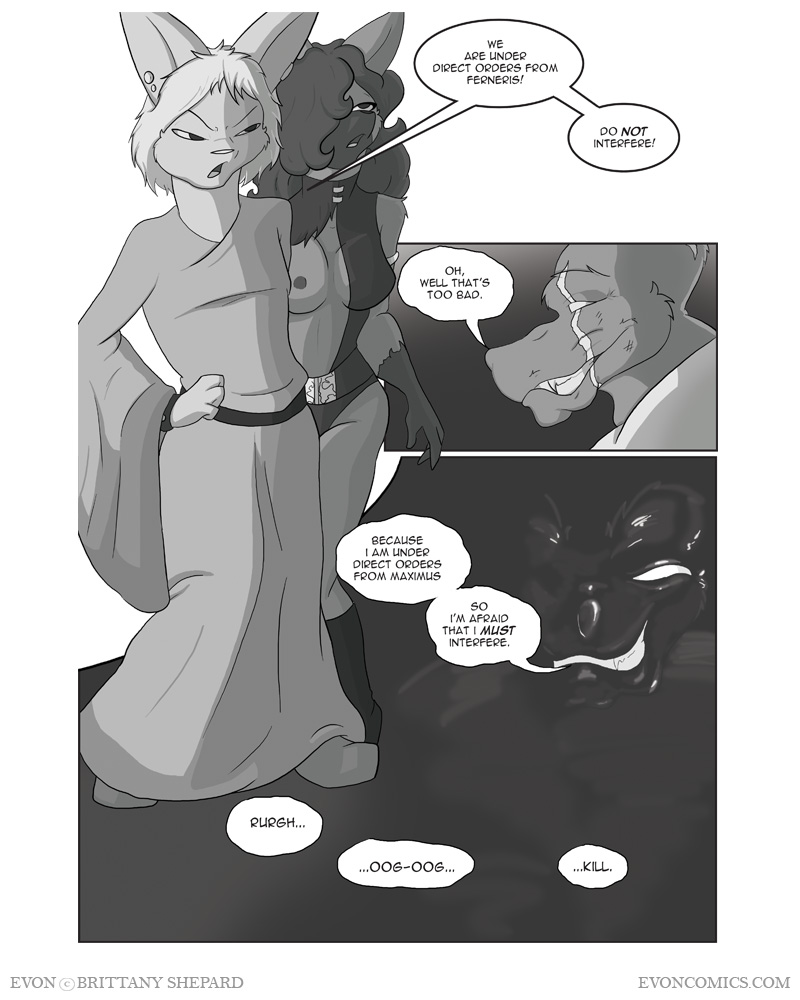 Volume Two, Chapter 8, Page 354