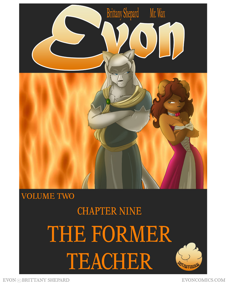 Volume Two, Chapter 9 Cover