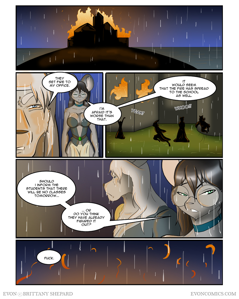 Volume Two, Chapter 9, Page 414