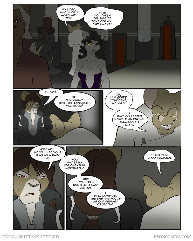 Volume Two, Chapter 9, Page 421