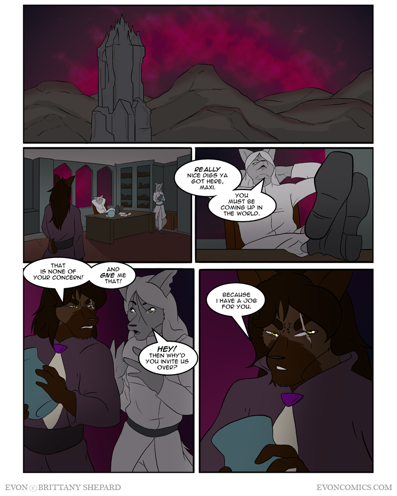 Volume Two, Chapter 10, Page 424