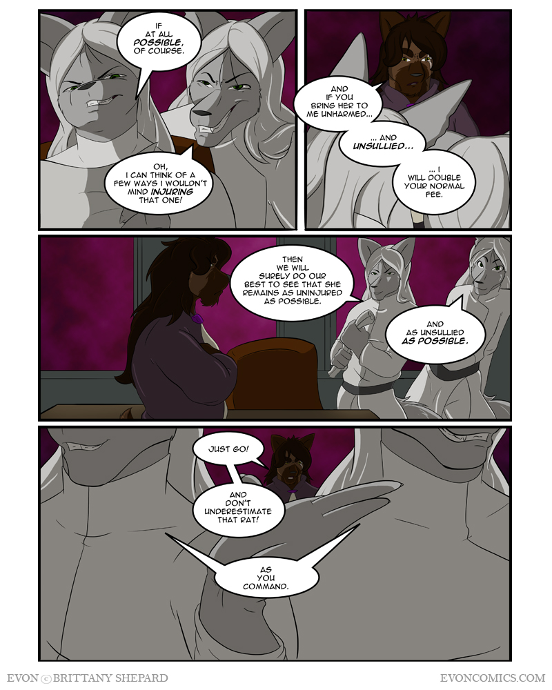 Volume Two, Chapter 10, Page 426