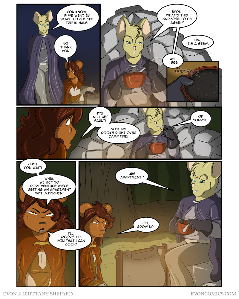 Volume Two, Chapter 10, Page 430
