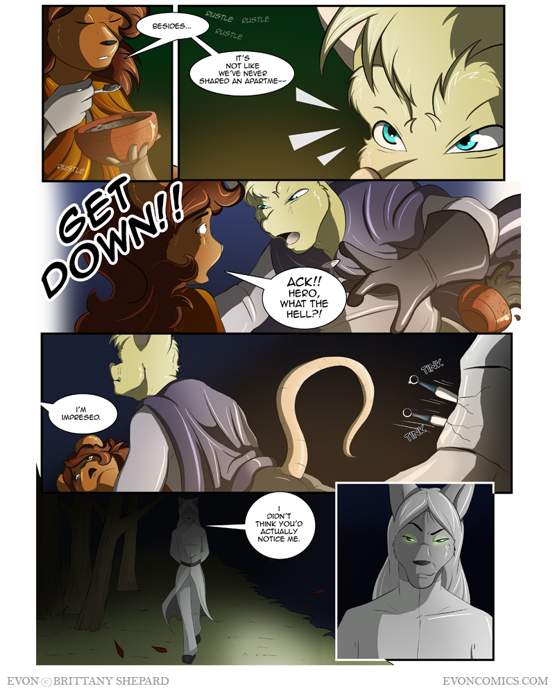 Volume Two, Chapter 10, Page 431