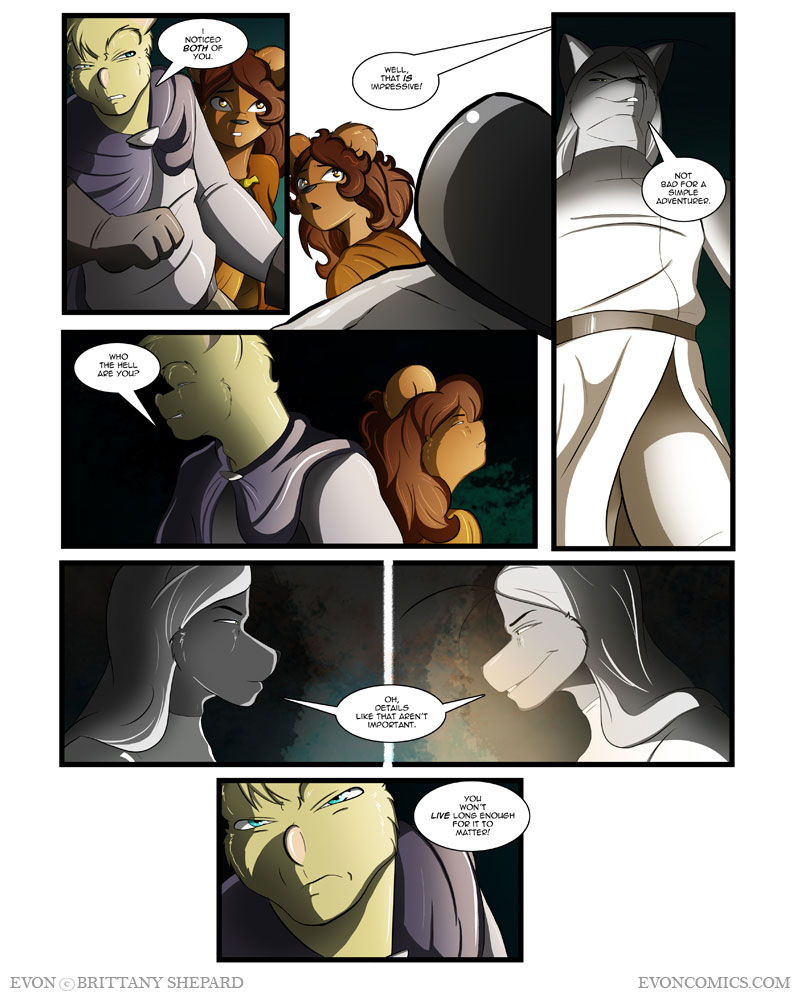 Volume Two, Chapter 10, Page 432