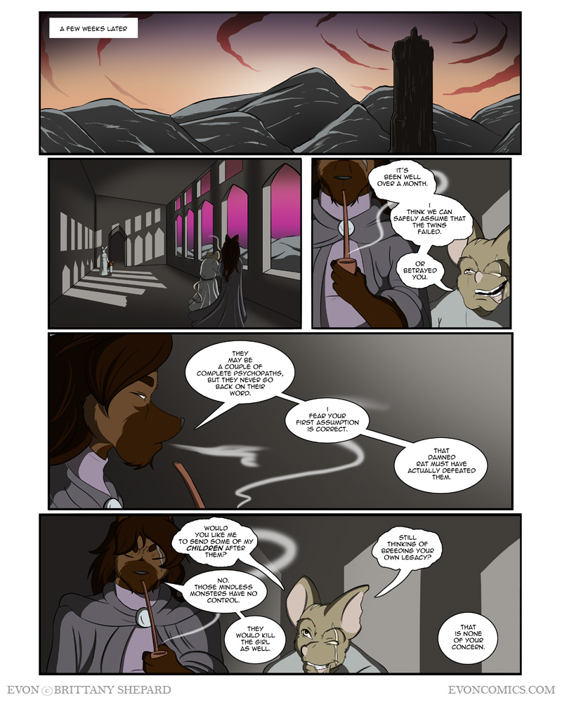 Volume Two, Chapter 10, Page 456