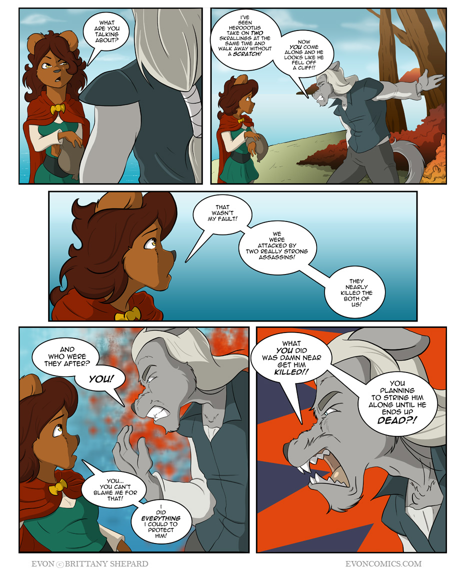 Volume Three, Chapter 11, Page 477