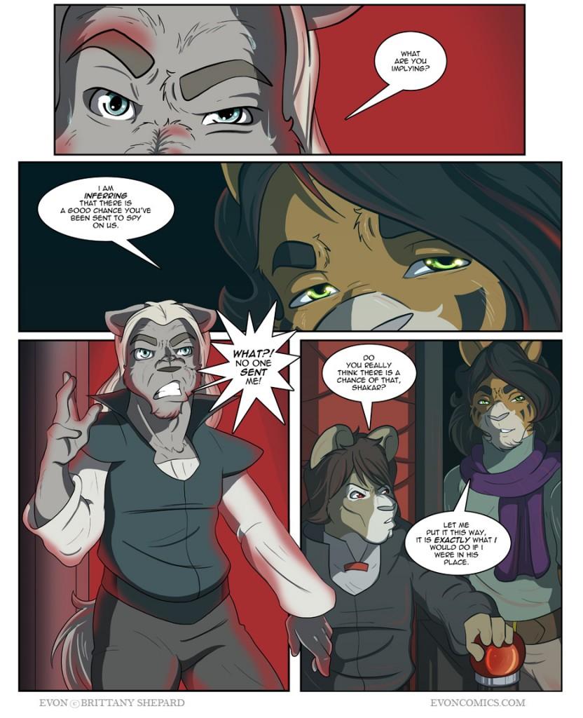 evon 187 volume three chapter 11 page 486