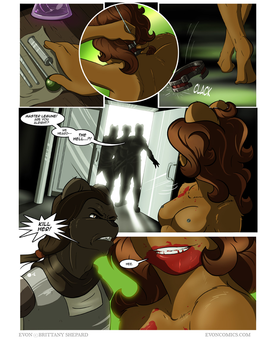 Volume Three, Chapter 13, Page 522