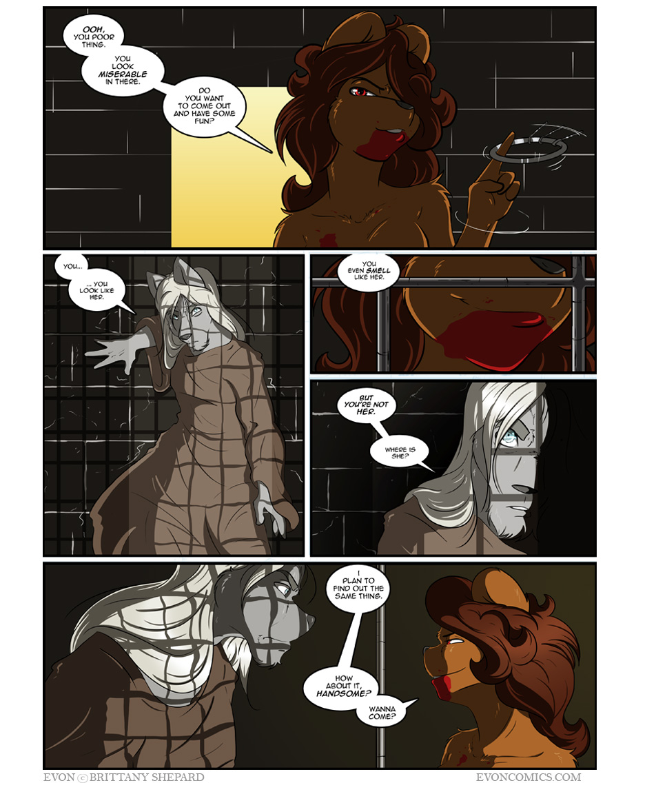 Volume Three, Chapter 13, Page 528