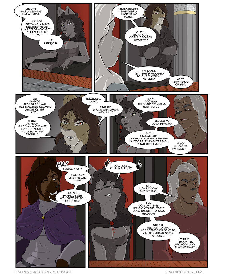 Volume Three, Chapter 14, Page 551