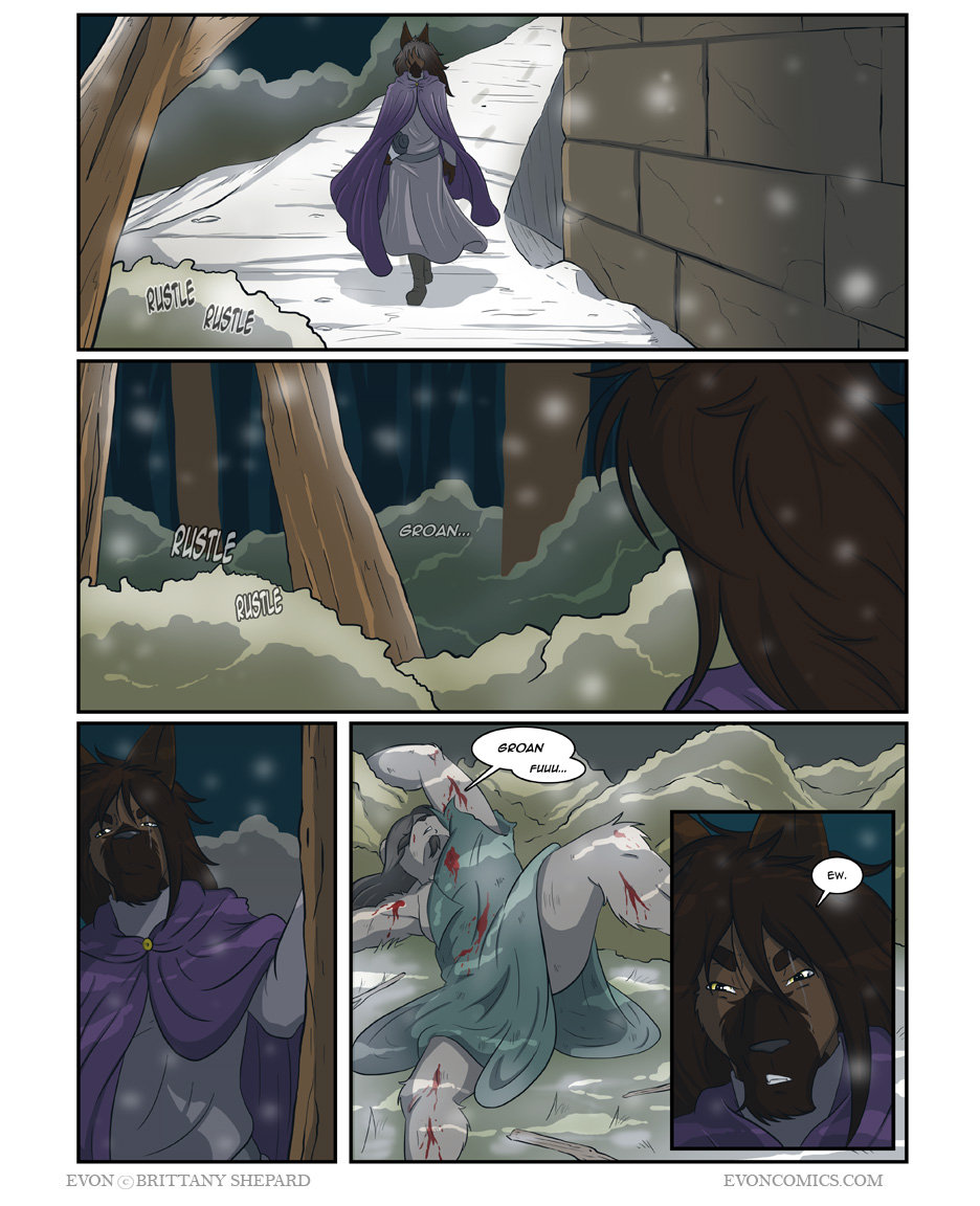 Volume Three, Chapter 14, Page 572