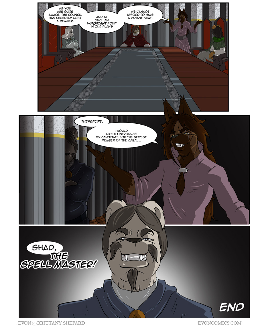 Volume Three, Chapter 14, Page 575