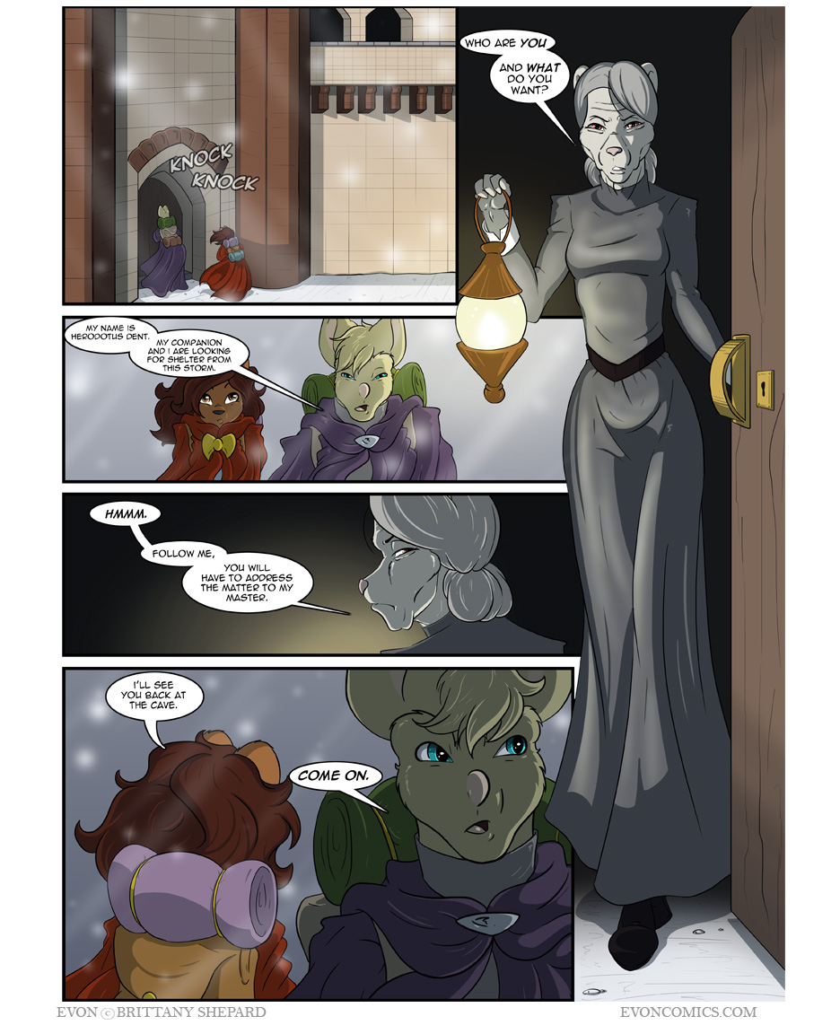 Volume Four, Chapter 15, Page 586