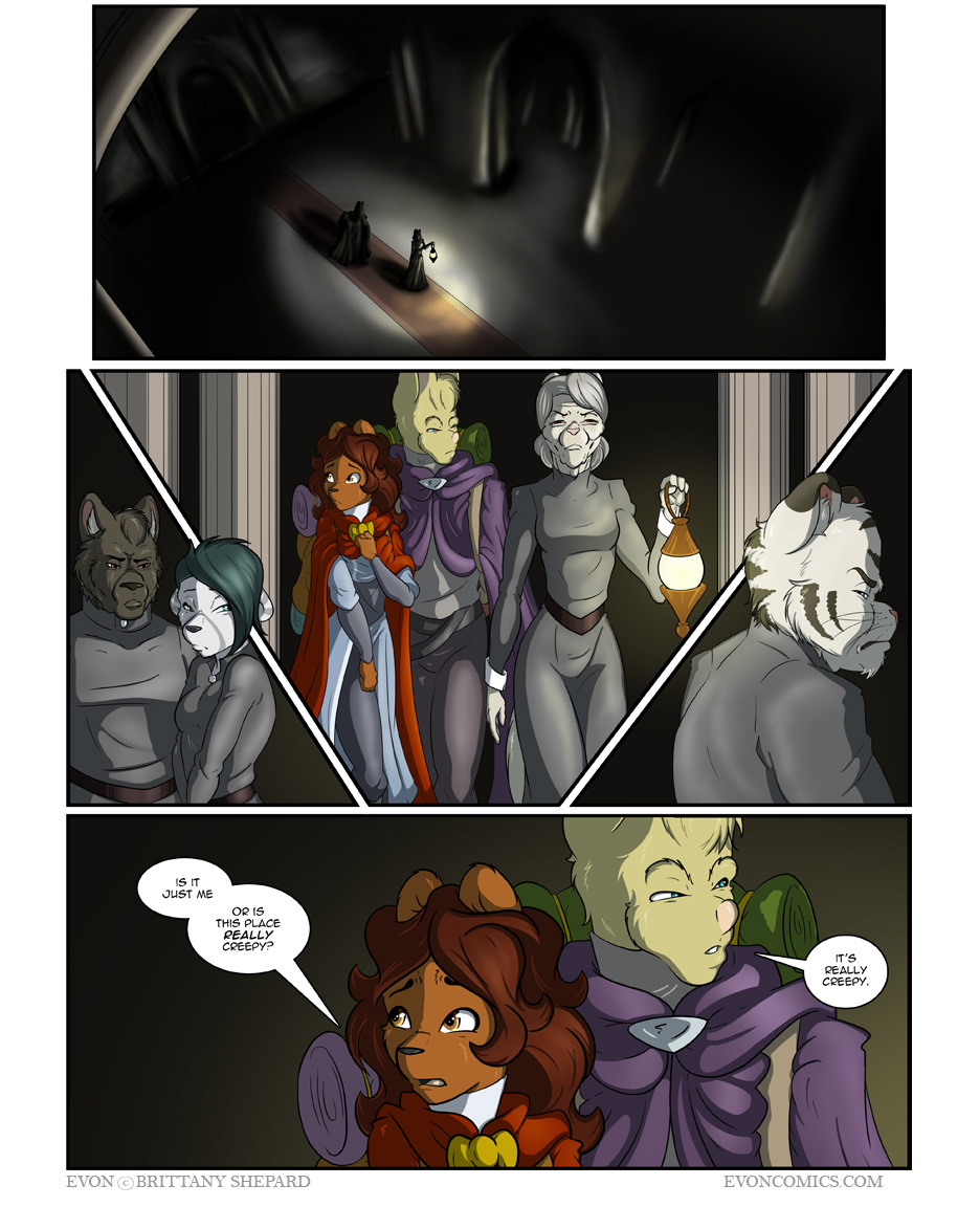 Volume Four, Chapter 15, Page 587