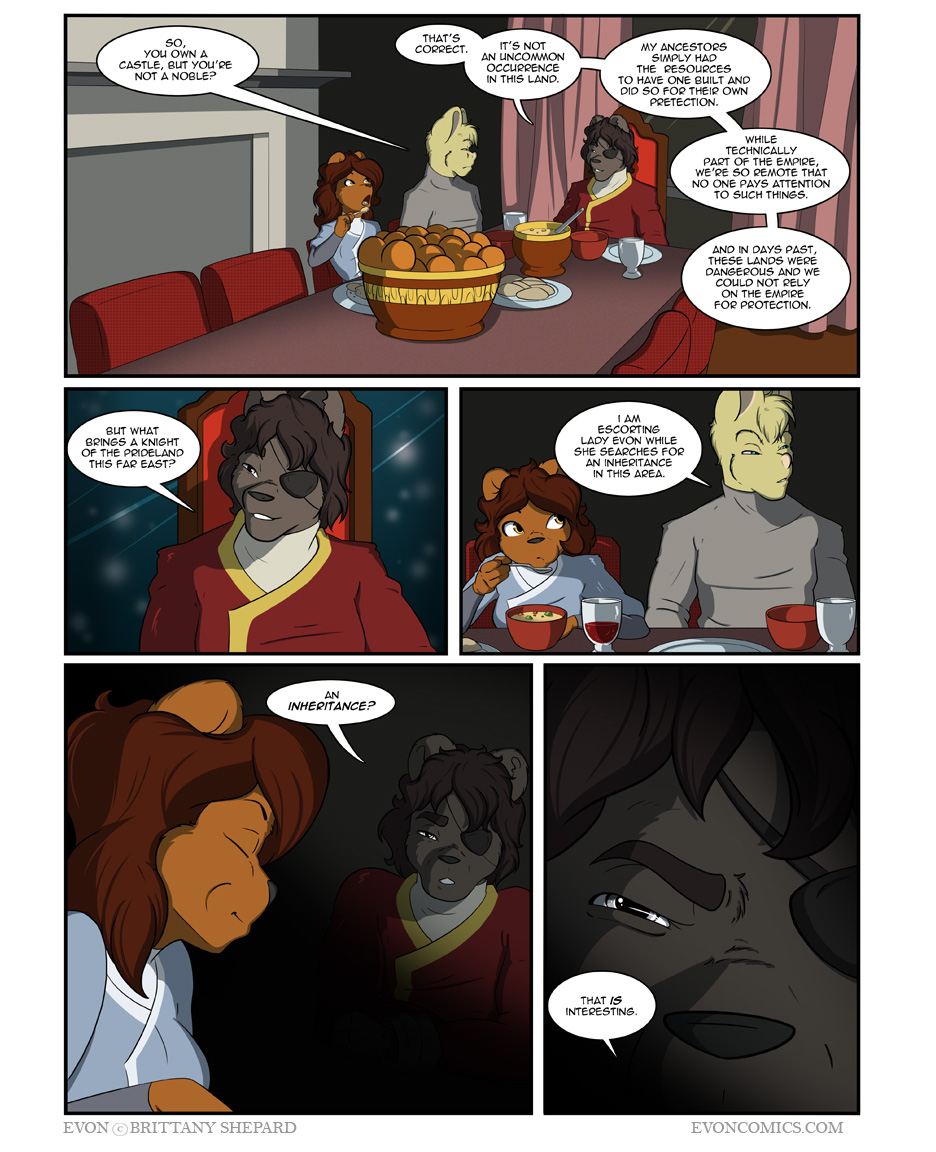 Volume Four, Chapter 15, Page 590