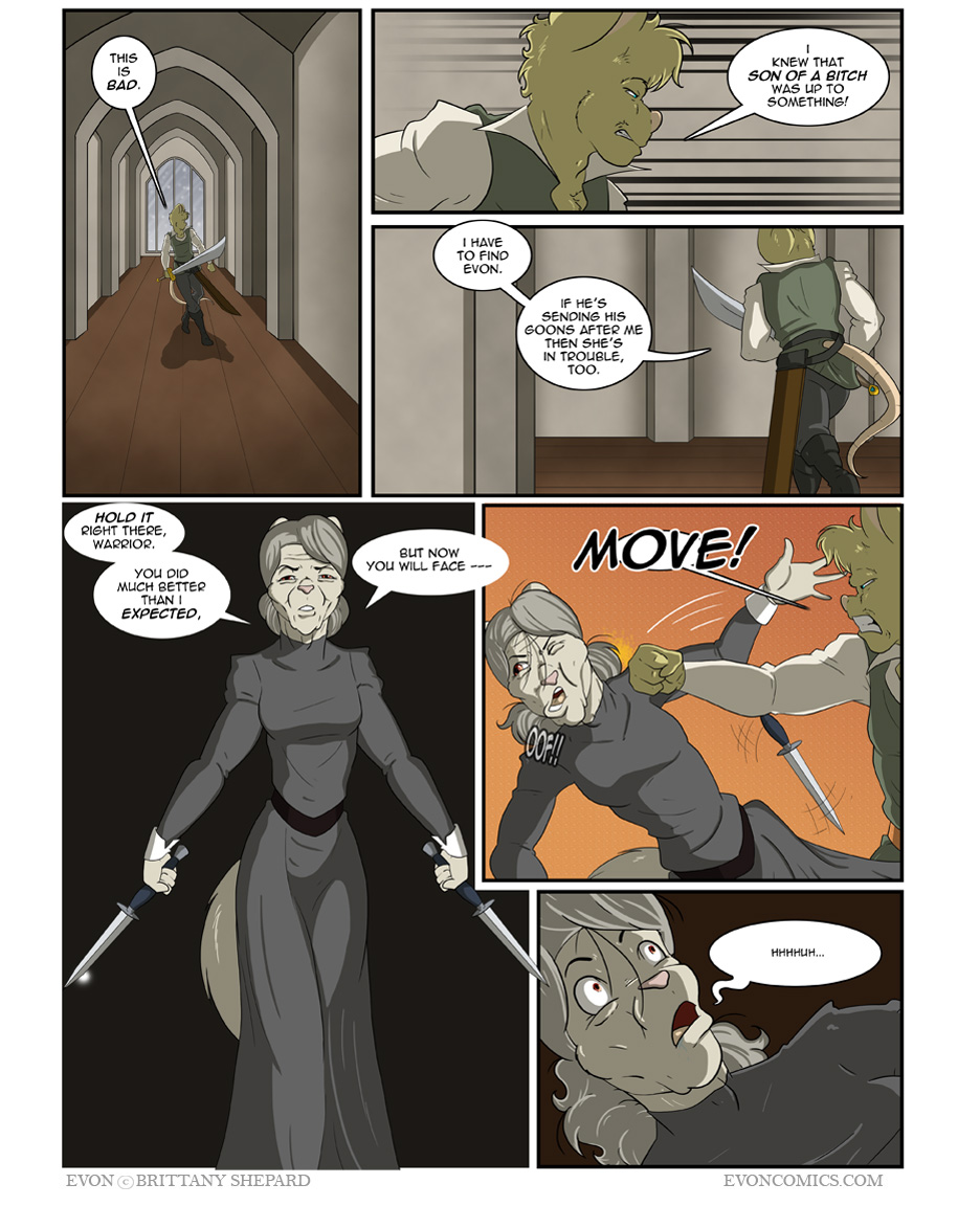 Volume Four, Chapter 15, Page 601