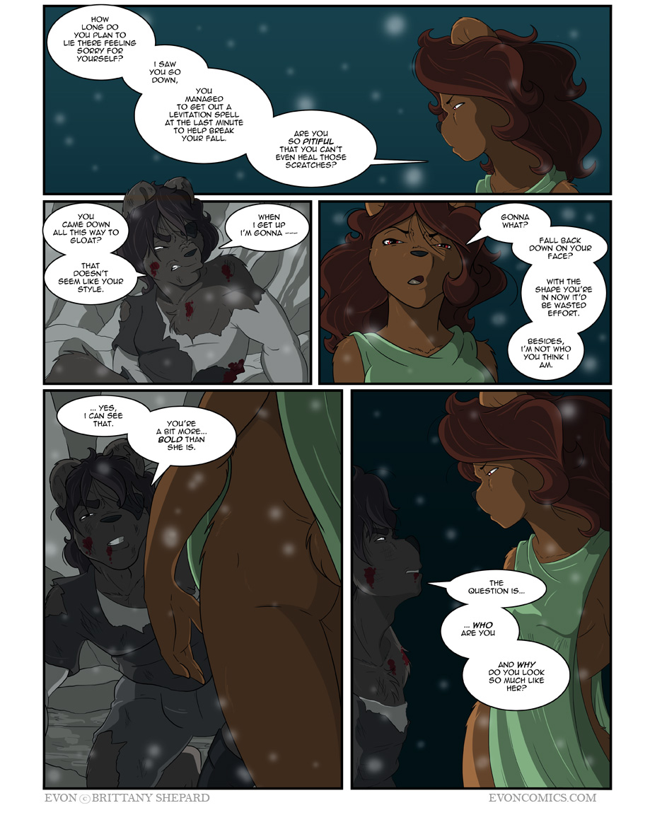 Volume Four, Chapter 15, Page 610