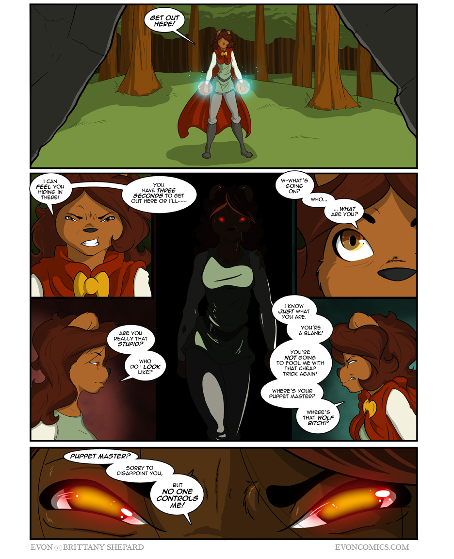 Volume Four, Chapter 16, Page 631