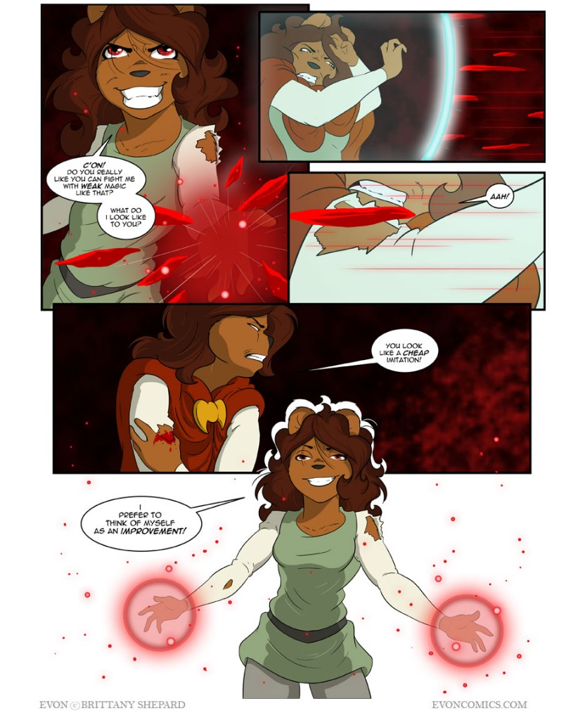 Evon » Volume Four, Chapter 16, Page 634