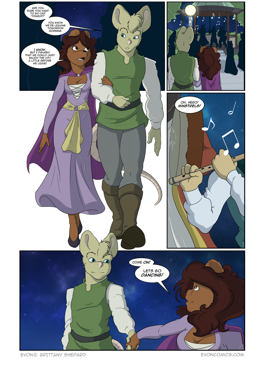 Volume Four, Chapter 17, Page 659