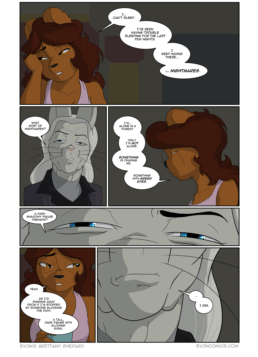 Volume Four, Chapter 18, Page 696