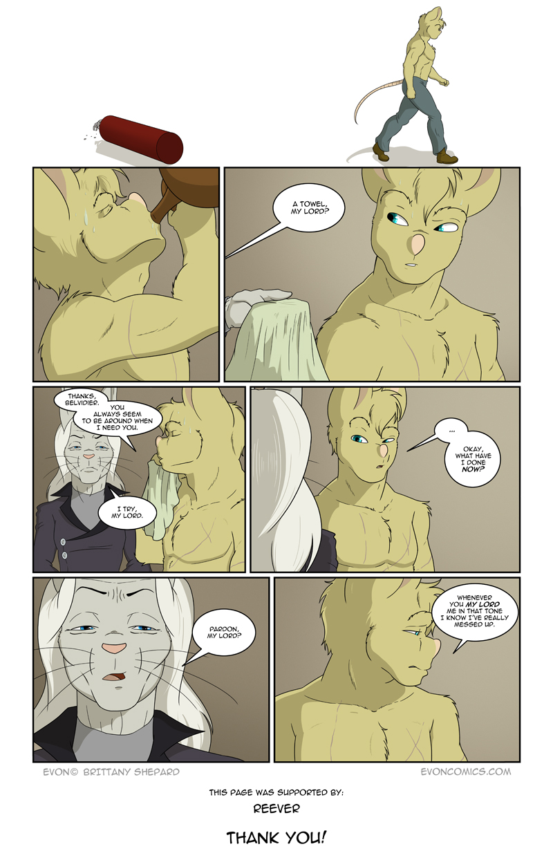 Volume Four, Chapter 18, Page 699