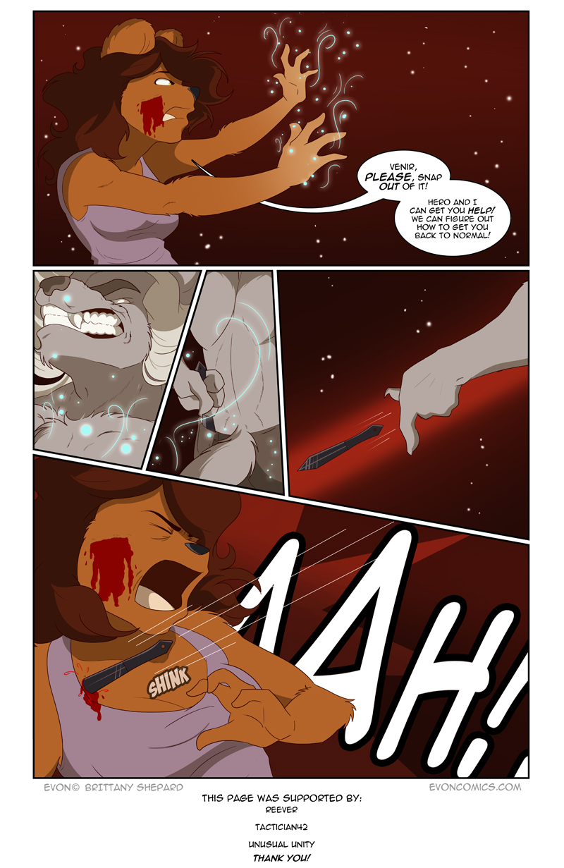 Volume Four, Chapter 19, Page 791