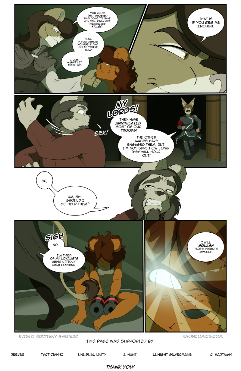Volume Four, Chapter 21, Page 906