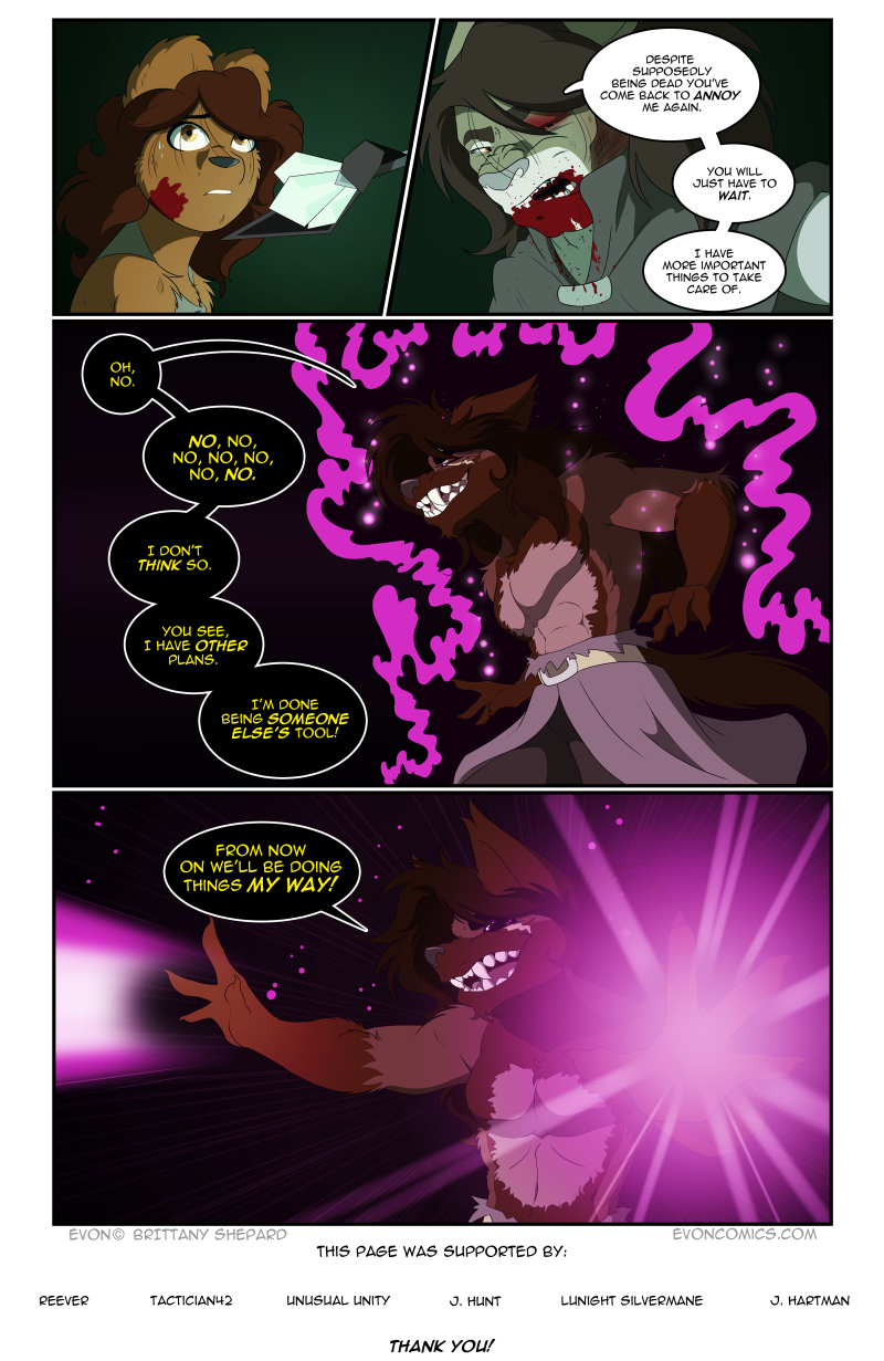 Volume Four, Chapter 21, Page 918